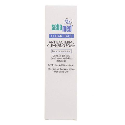Sebamed-Clear-Face-Antibacterial-Cleansing-Foam-150ml
