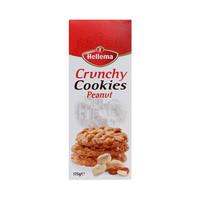 Hellema Crunchy Cookies Peanut Pack 175g