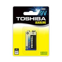 Toshiba Alkaline Blue 9V 1 Piece