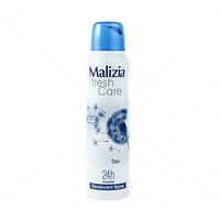 Malizia Fresh Care Talco Invisible Deodorant Spray 150ML