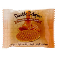 Double Delight Original Dutch Caramel Waffles  39g