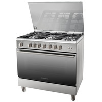 Ariston 90X60 Cm Gas Cooker A9GG1FCX
