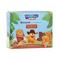 Carrefour Kids Milk Chocolate Biscuit 160 g