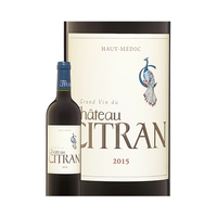Chateau Citran Haut Medoc Red Wine 75CL