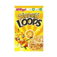 Kellogg's Honey Loops 375GR