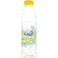 Masafi Touch of Lemon Flavored Water 500ml