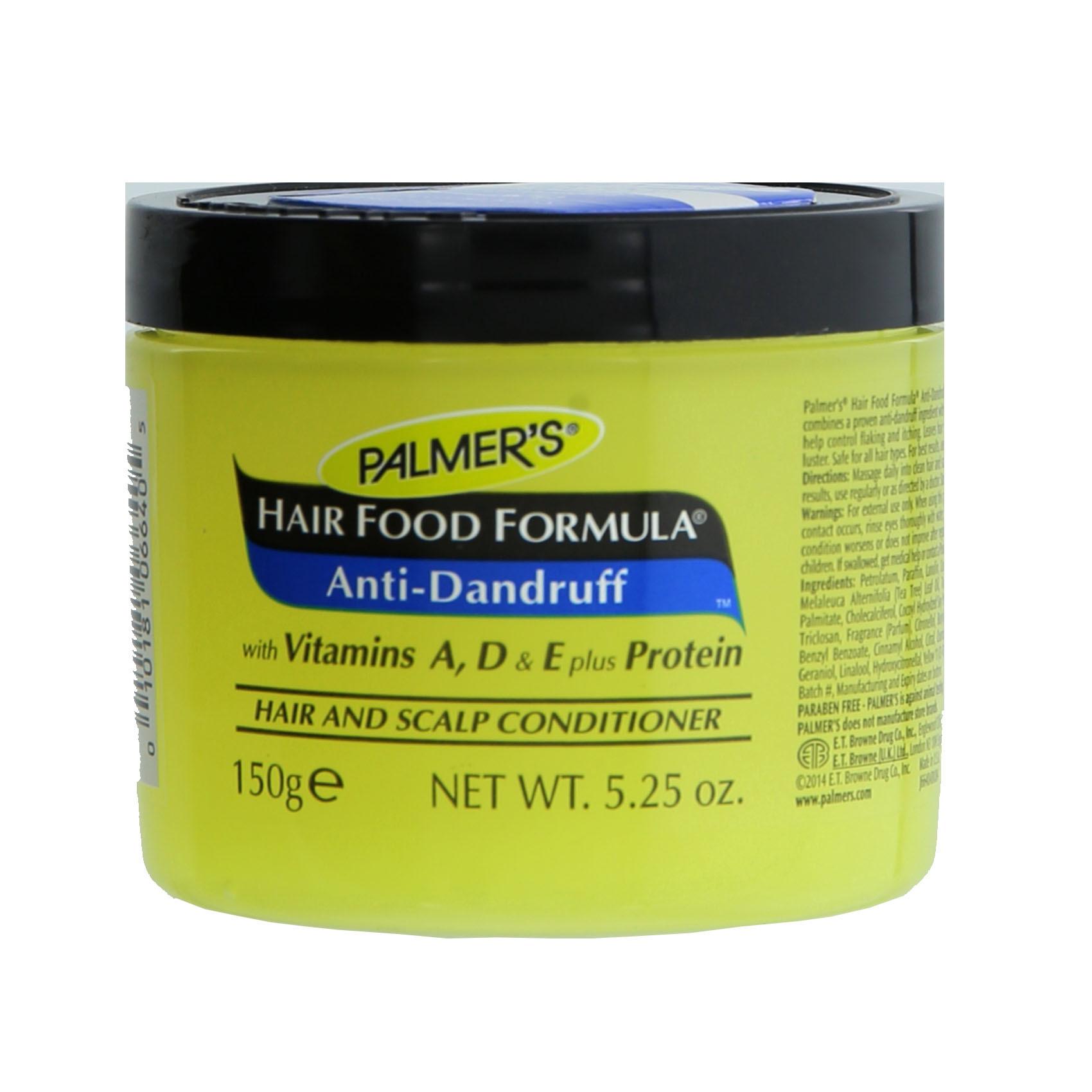 PALMERS HAIR FOOD A/DAND 149 GM