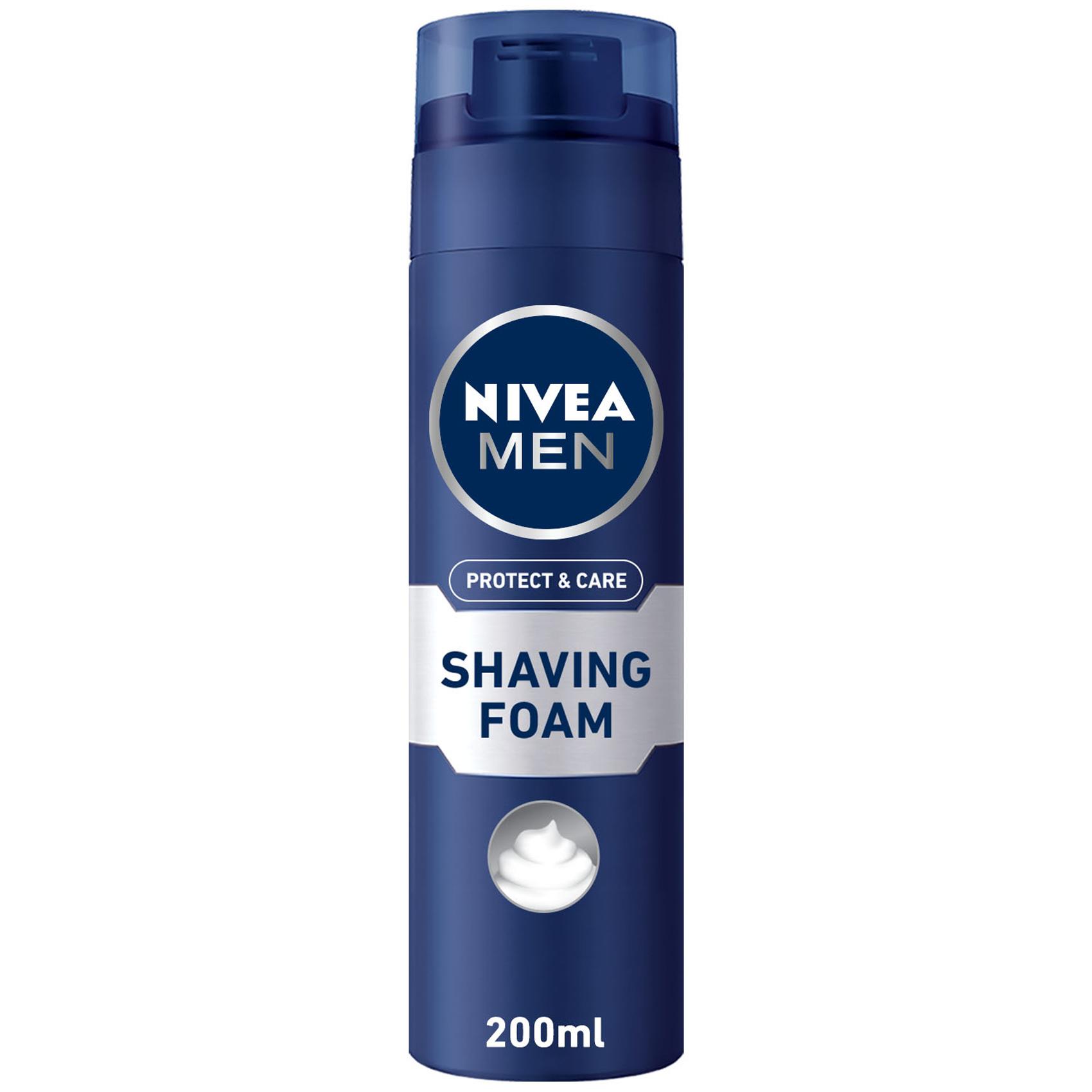 NIVEA MEN SHV/FOAM MILD 200ML