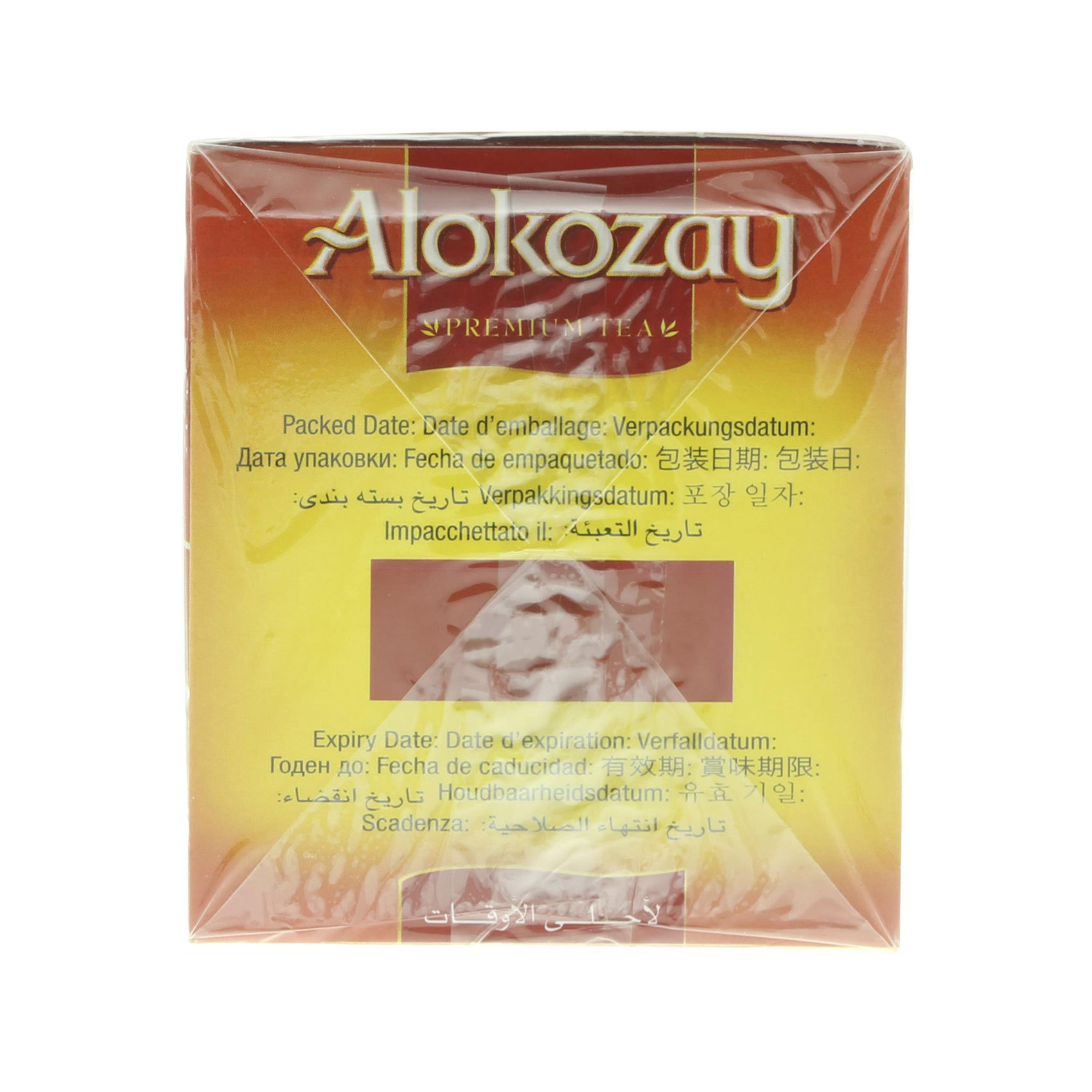 ALOKOZAY SPECIAL BLACK TB 25'S