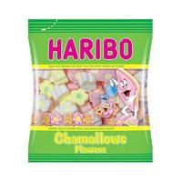 Haribo Marshmallow Flowers Bag 150GR