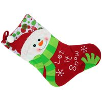 Chamdol Christmas Stocking