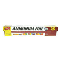 Glad Aluminum Foil 200 Sq. Ft
