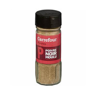 Carrefour Ground Black Pepper 42GR