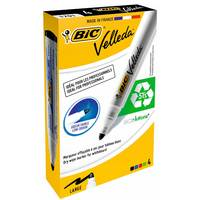 Bic White Board Marker 4Pc  (Assorted)