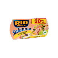 Riomare Sala Tuna Maise Recipe 160 g x 2 Pieces