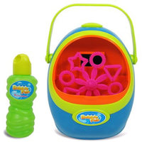Power Joy Bubble Machine Set