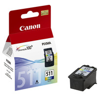 Canon Cartridge CL511 Color