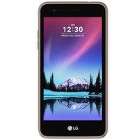 LG Smartphone K4 2017 Dual SIM 4G Brown