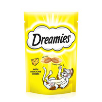 Dreamies™ Cheese Cat Treats Pouch 60g