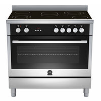 La Germania 90X60 Cm Electric Cooker TUS-9CER61LBX 5Ceramic Zone