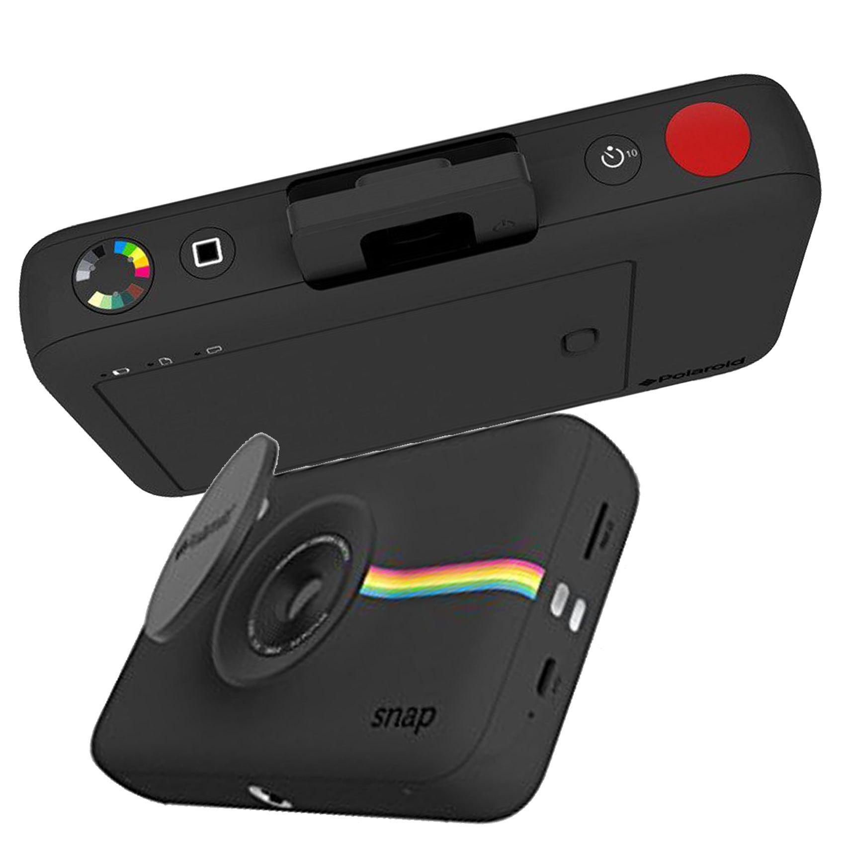 buy polaroid camera snap black online in uae carrefour uae