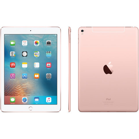 "Apple-iPad-Pro-32GB-Cellular-9.7""-Rose-Gold"