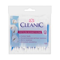 Cleanic Cotton Buds 100Pieces