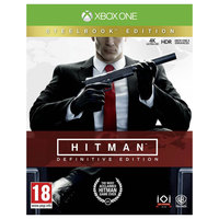 Microsoft Xbox One Hitman Definitive Edition Steel Book