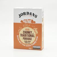 Jordans Organic Porridge 750 g