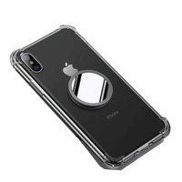 Totudesign Case iPhone XR Clear Holder