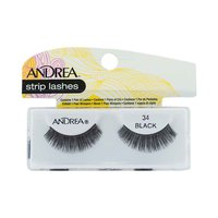 Andrea Lashes Black 34 Lahes