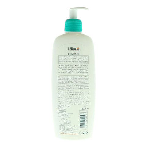 Himalaya-Baby-Lotion-Oils-Of-Almond-&-Olive-400ml