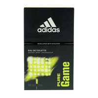 Adidas Pure Game Eau De Toilette 100 ml