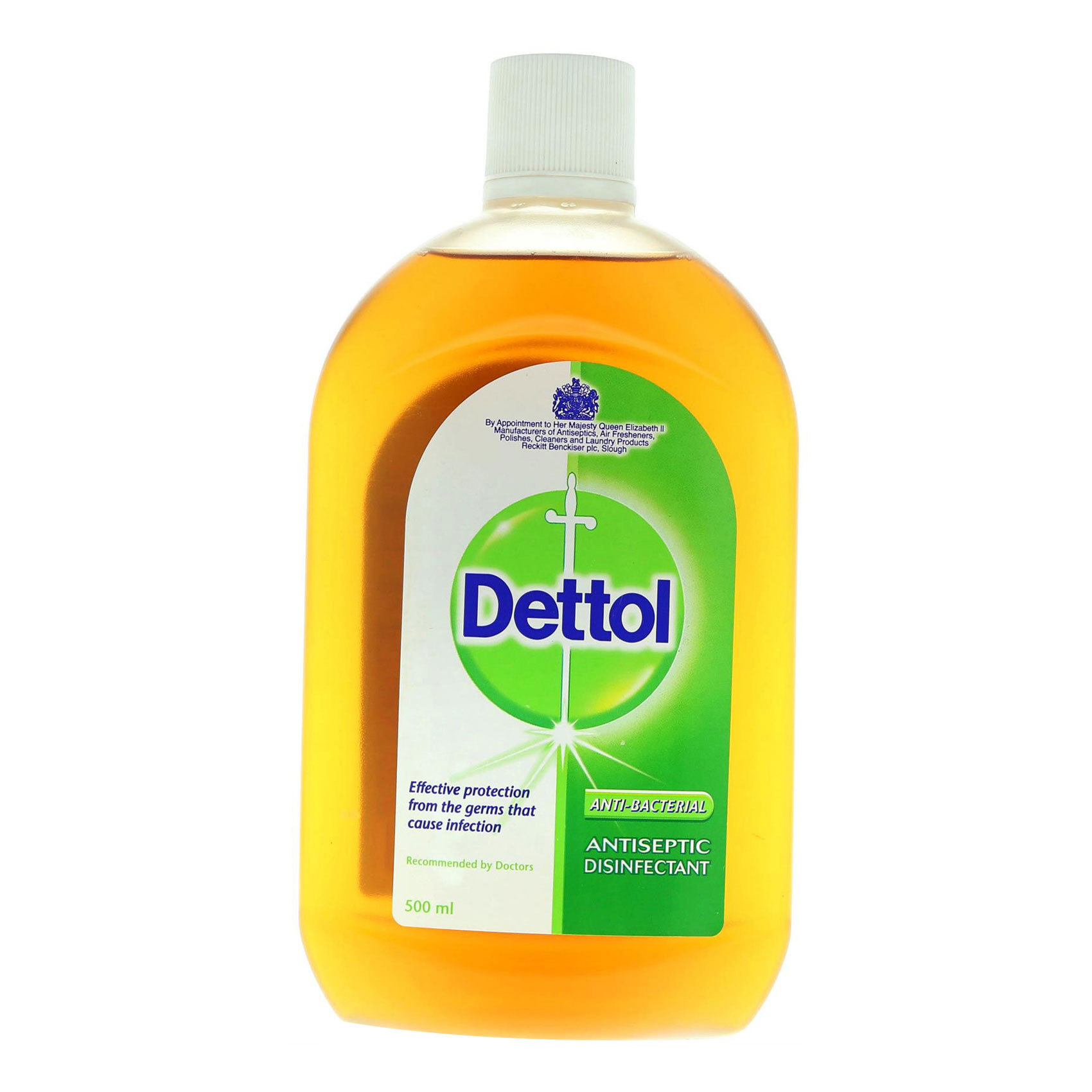 DETTOL ANTISEP/DSIN 500ML