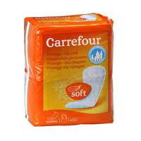 Carrefour Pantyliner Normal x30 Pads