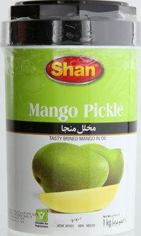 Shan Mango Pickle  1 Kg