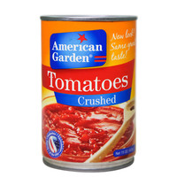 American Garden Tomato Crushed 475g
