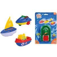 Simba World of Toys Mini Boat 13Cm Plastic Wind Up