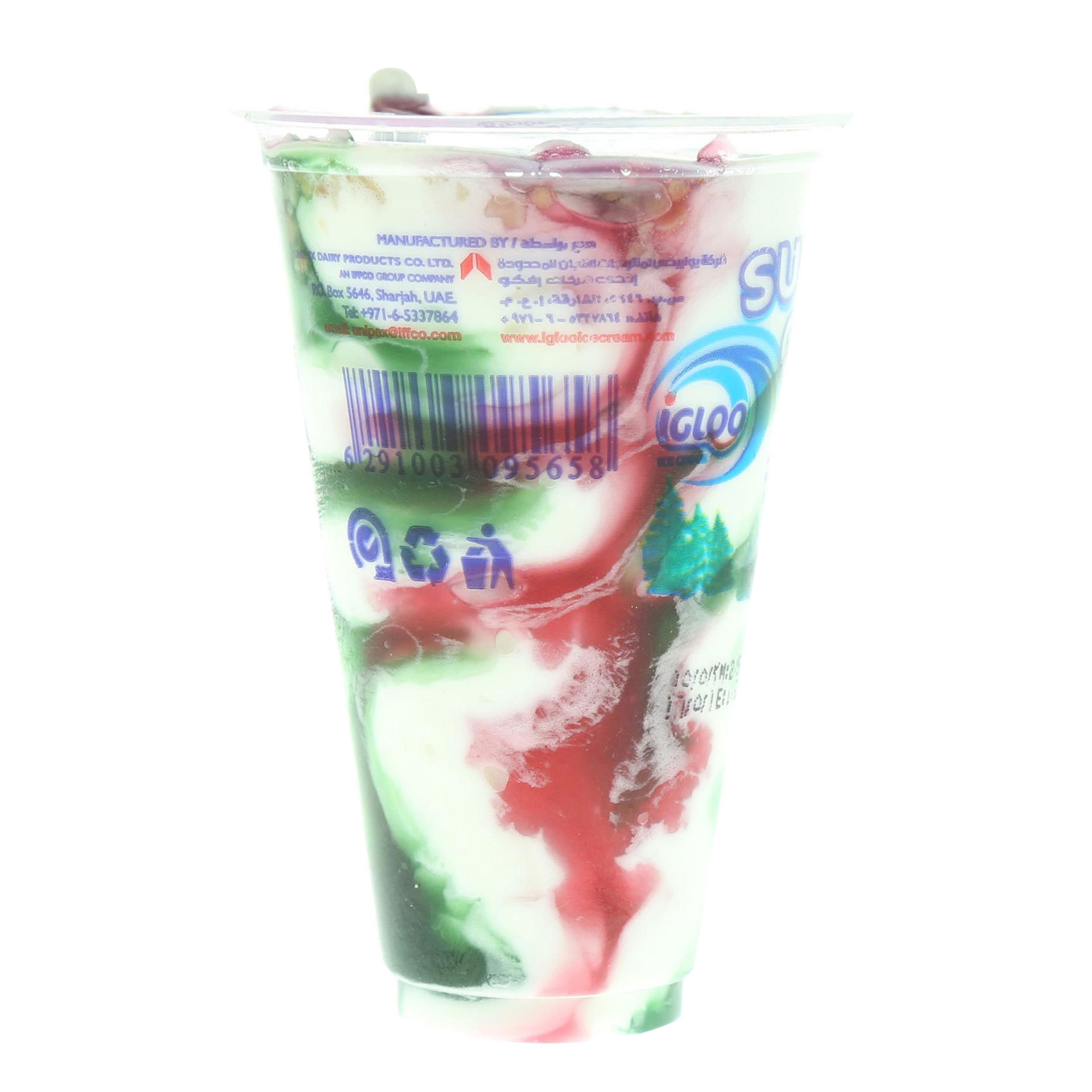 IGLOO SUNDAE CUP 190ML