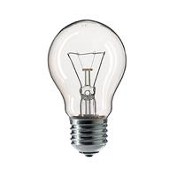 Philips Standared Bulb E27 A55 CL 1CT/12X10F 230V
