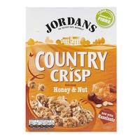 Jordans Country Crisp Honey & Oats 500g