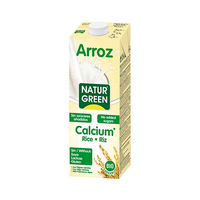 Naturgreen Organic Rice Milk Calcium 1L