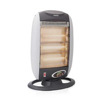 Tristar Electric Heater Halogen With Remote Control
