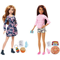 Barbie Skipper Babysitters- Assorted