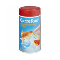 Carrefour Fish Food Daphnies Red 35GR