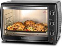 BLACK&DECKER Oven TOR66-B5 66 Liter Black