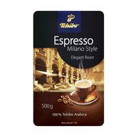 Tchibo Espresso Milano Style Elegant Roasted Coffee Beans 500g