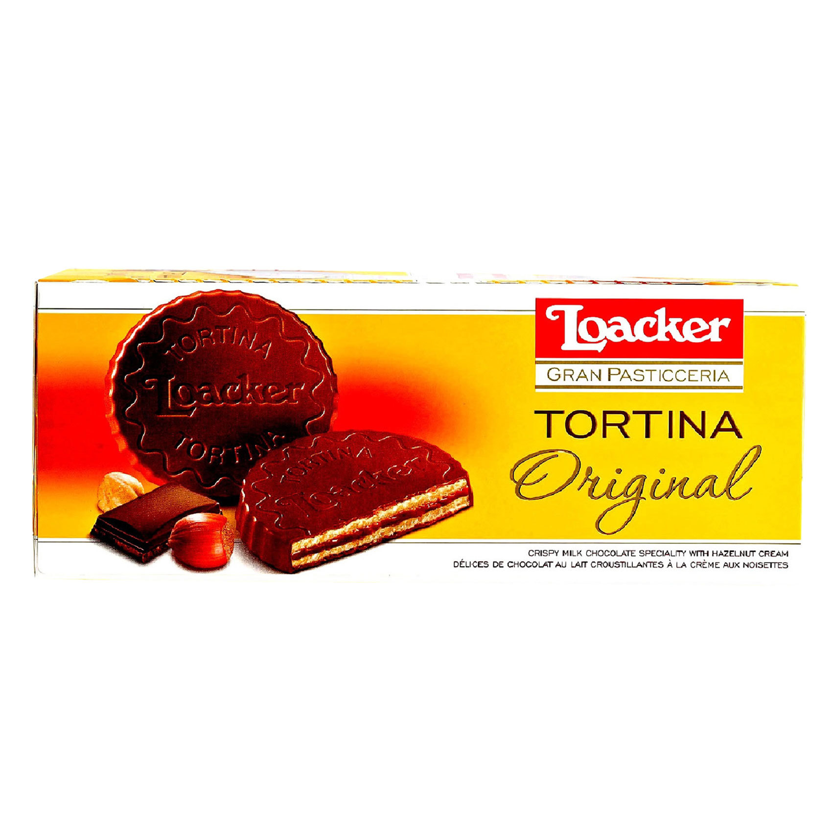 LOACKER TORTINA ORIGINAL 21GRX24