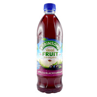 Robinsons Apple & Blackcurrant Juice 1 L