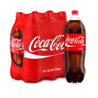 Coca-Cola 6 x2.25L